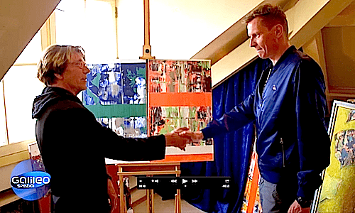 ArtCommunicators-Galileo TV