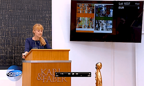 Karl &Faber Auction